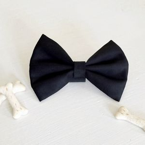 Classic Dog Bow Tie - clothing & accessories