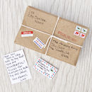 Tiny Letters & Package Example
