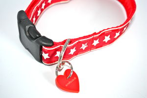 Dallas Dog Collar By Scrufts - dog collars