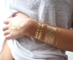 Liberty Temporary Tattoos - gifts for her