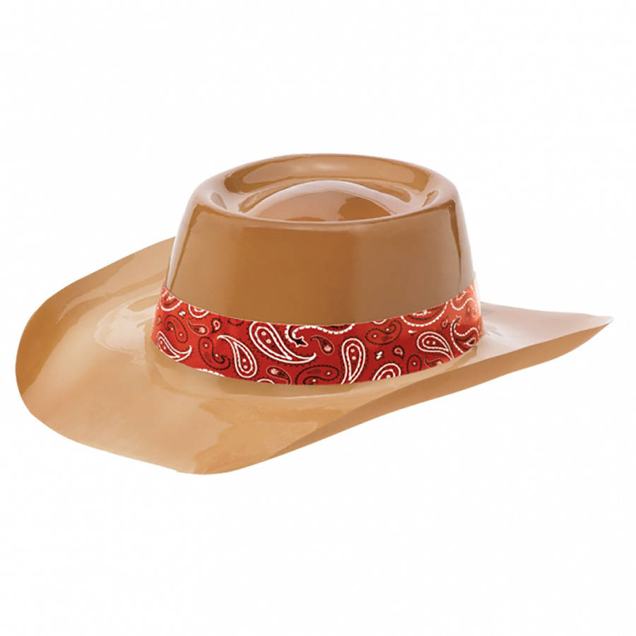 cowboy party personalised wild west stetson hat by postbox party ... a72f3b949ef