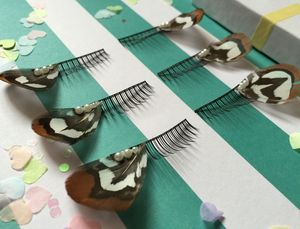 Feather Lashes