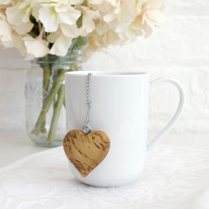 Personalised Tea Infuser - tea for two