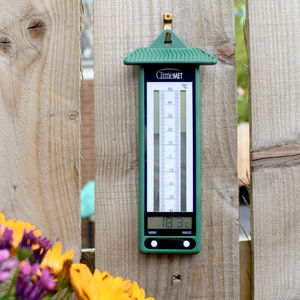Min/Max Garden Thermometer - tools & equipment