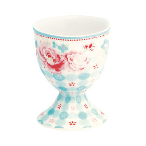 Handfinished Summer Floral Egg Cup - view all sale items