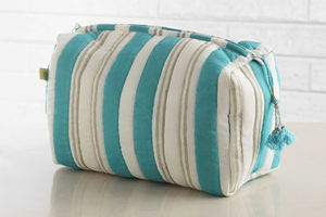 Jaisal Aqua Wash Bag - wash & toiletry bags