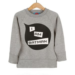 Boys 'I Am Batman' Sweatshirt - summer sale