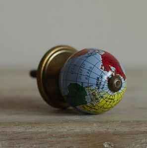 Globe Drawer Knob - door knobs & handles