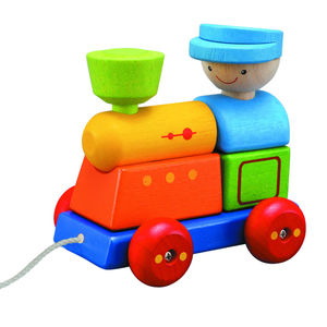 Sorting Train - traditional toys & games