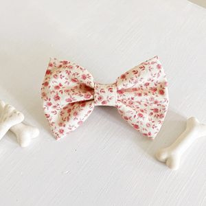 Chocolate Roses Bow Tie