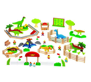 Dinosaur Park - play scenes & sets