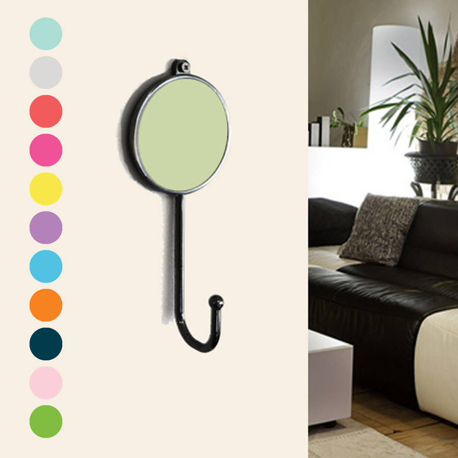 colourful fun wall clothes door coat hooks by pushka home 20 wall hooks for children s rooms petit amp small