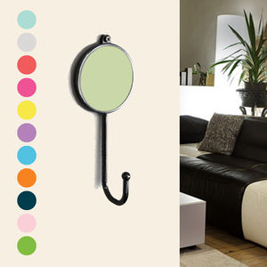 Colourful Fun Wall Clothes Door Coat Hooks - storage & organisers