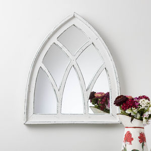 Arched Garden Outdoor Mirror