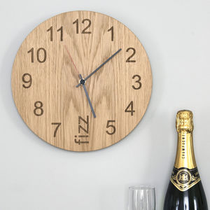 Fizz O'clock - decorative accessories