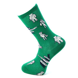 Astronaut Novelty Cotton Ankle Socks For Women And Men
