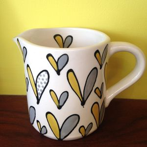 Milk Or Cream Jug - kitchen