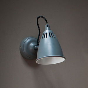 Charcoal Wall Light - home updates under £50