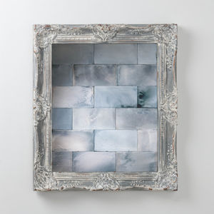 Antiqued Mirror Tiles - mirrors