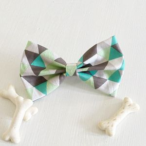 Gemwork Bow Tie - pet clothes & accessories