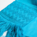 Mexican Rebozo, Super Soft Wrap/Pashmina
