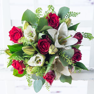 Adore Fresh Flowers Bouquet - home accessories