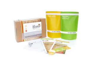 Child's Cheese Making Kit - free delivery gifts