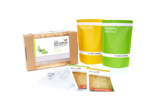 Mozzarella And Ricotta Cheese Making Kit - gifts for him