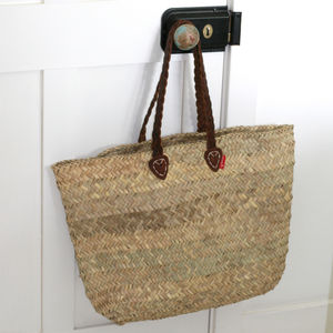 Boho Barningham Basket - shoulder bags