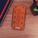 Bourbon Biscuit iPhone Flip Case And Card Holders