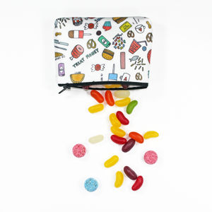 Treat Money Change Purse - bags, purses & wallets