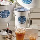 Party Ice Bucket With Scoop