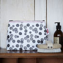 Monochrome Make Up Bags