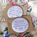 Personalised Bridesmaid Invite Magnet