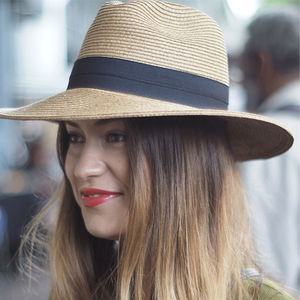 Dakota Straw Hat
