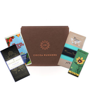 Artisan Craft Chocolate Collection To Say Thank You - chocolates & confectionery