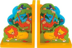 Jungle Bookends