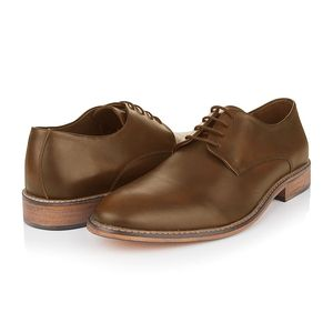 Arthur Antique Tan Lace Up Shoe
