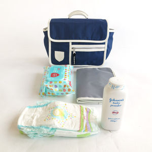 Baby Change Bag - more