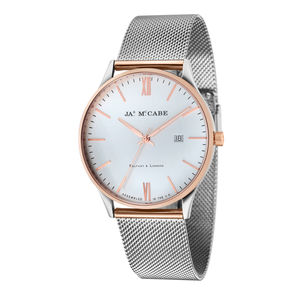 James Mc Cabe The London Slim Watch - men's jewellery