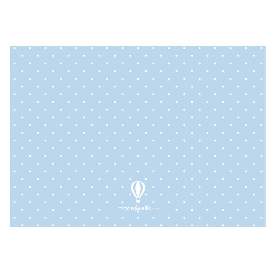 personalised new baby boy announcement cards by made by ellis – New Baby Boy Announcement