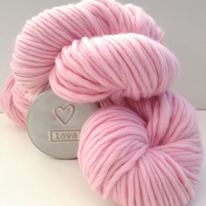 Chunky Merino Knitting Wool Yarn - knitting kits