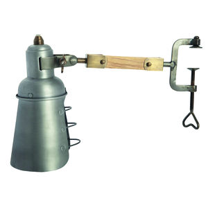 Industrial Clip On Lamp - wall lights