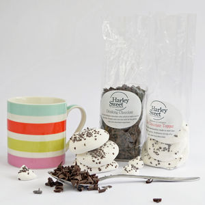 Vanilla Marshmallow Hot Chocolate Kit