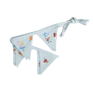 Alice In Wonderland Bunting - bunting & garlands
