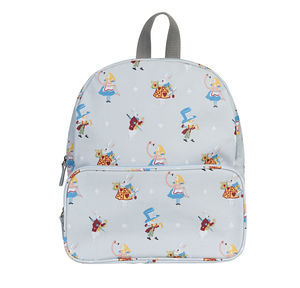 Kids Alice In Wonderland Backpack
