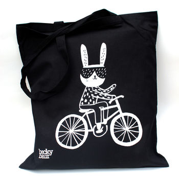 Cycling Rabbit Bag