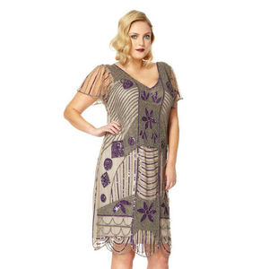 Daisy Gatsby Inspired Flapper Dress