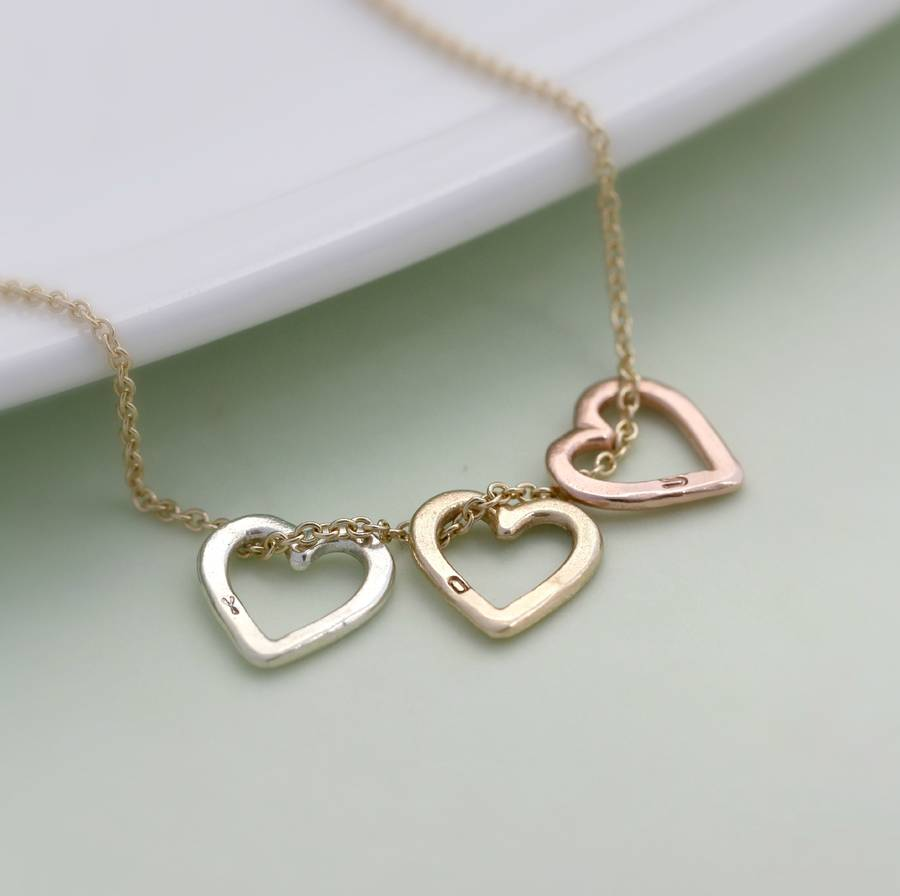 jewellery size mini necklace alternate love necklaces heart view os product pure