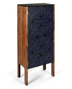 Loop Cabinet Tall - furniture